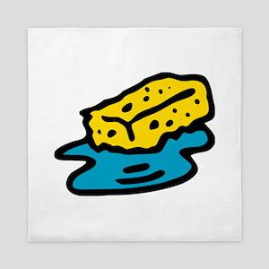Water Sponge Queen Duvet