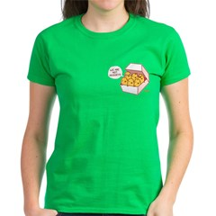 We Are Not Nuggets Women's Dark T-Shirt