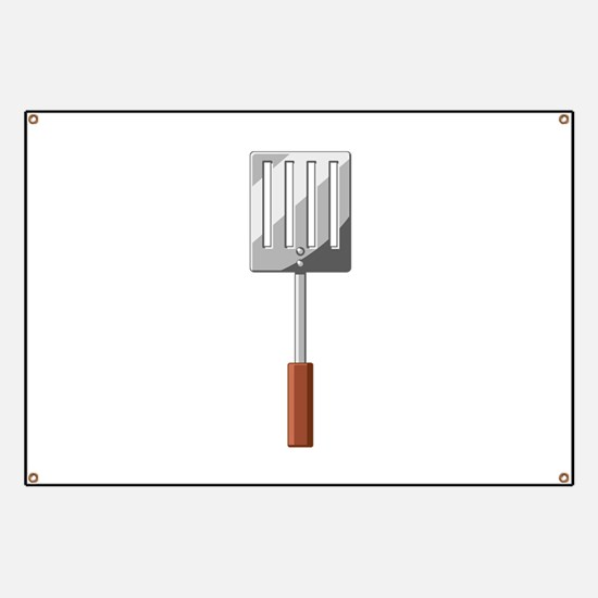 Cooking Spatula Banner