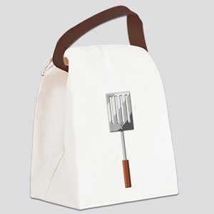 Cooking Spatula Canvas Lunch Bag