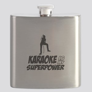 Karaoke is my Superpower Flask