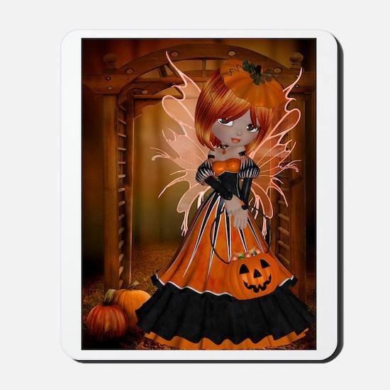 Pumpkin Fairy Mousepad