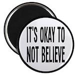 It's Okay To Not Believe Atheist 2.25