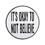 It's Okay To Not Believe Atheist 3.5
