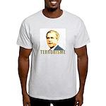 Terror-is-me Ash Grey T-Shirt