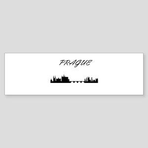 Prague Bumper Sticker