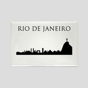 Rio De Janeiro Magnets