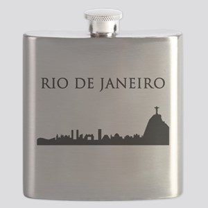 Rio De Janeiro Flask