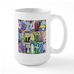 Get it on! Large Mug