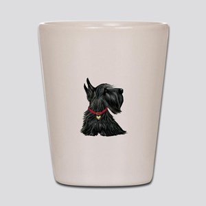 Scottish Terrier 1 Shot Glass
