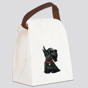 Scottish Terrier 1 Canvas Lunch Bag