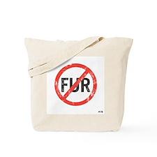 No Fur Tote Bag