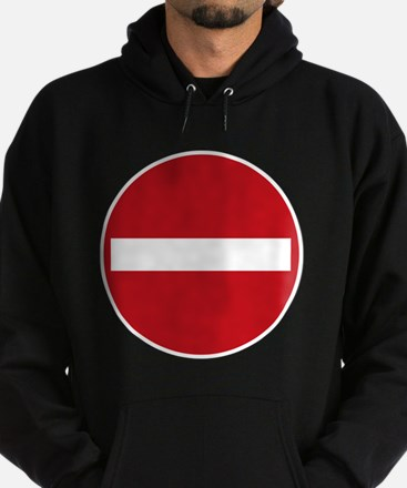 Do Not Enter Hoodie