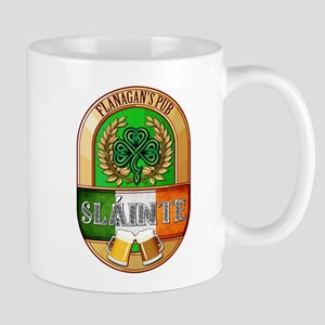 Flanagan's Irish Pub Mug