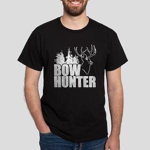 Bow hunter buck Dark T-Shirt