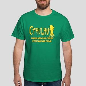 Lovecraft - Cthulhu T-Shirt