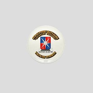 8th Support Battalion Mini Button