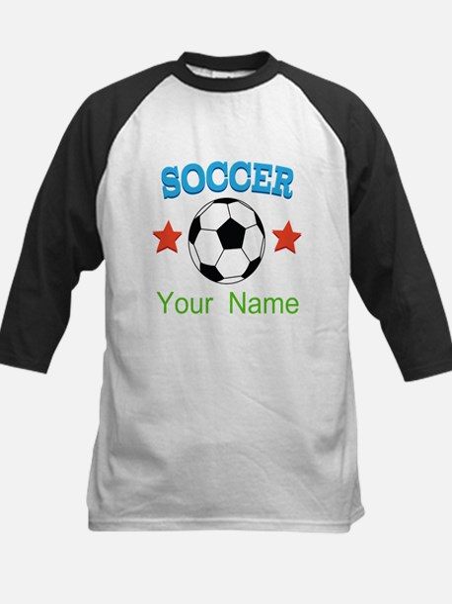 Personalized Soccer Sports Boy Baseball Jersey
