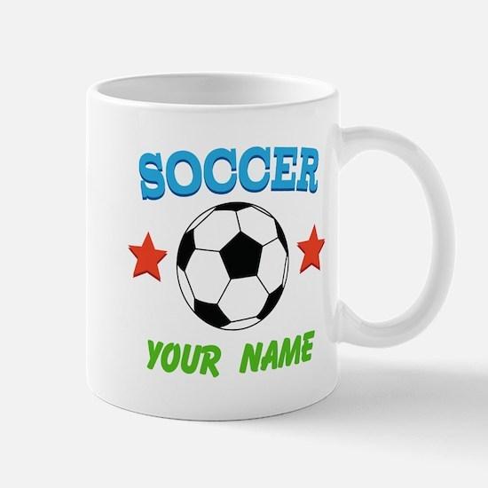 Personalized Soccer Sports Boy Mugs