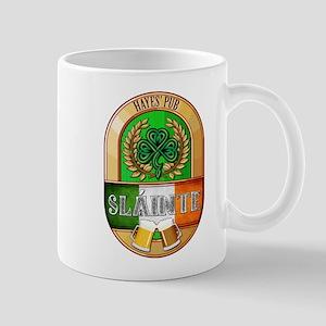 Hayes' Irish Pub Mug