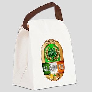 Hayes' Irish Pub Canvas Lunch Bag