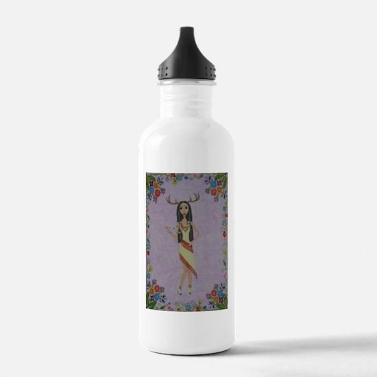Deer Woman (Fairy Tale Fashion Series #5) Water Bo