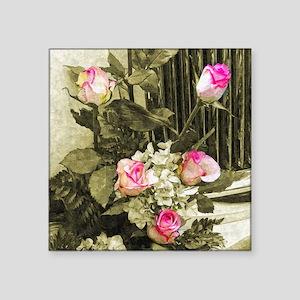 Wedding Bouquet Sticker