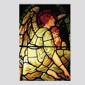 Angel with Child Postcards (Package of 8)