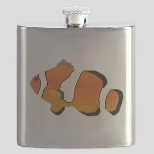 Clown Fish Flask