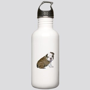 English Bulldog Puppy1 Stainless Water Bottle 1.0L