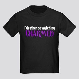 Charmed TV Fan Kids Dark T-Shirt