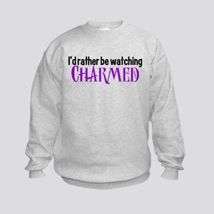 Charmed TV Fan Kids Sweatshirt