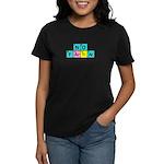 SCIENCE SHIRT NO FARTING T-SH Women's Dark T-Shirt