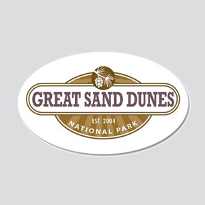 Great Sand Dunes National Park Wall Decal