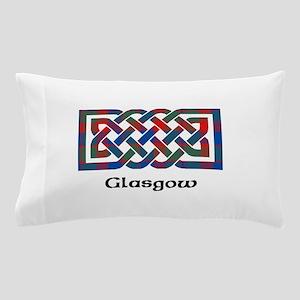 Knot - Glasgow dist. Pillow Case