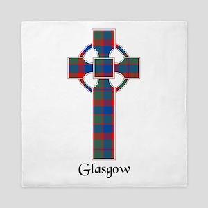 Cross - Glasgow dist. Queen Duvet