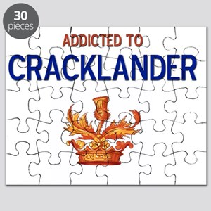 Addicted to Cracklander Puzzle