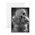 Gothic Greeting Cards (pack Of 6)