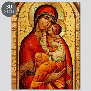 Mary The God Bearer Puzzle