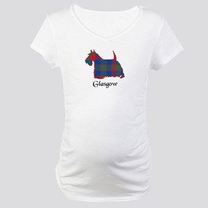 Terrier - Glasgow dist. Maternity T-Shirt