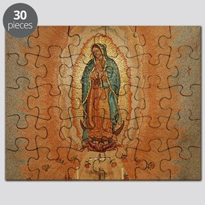 Lady of Guadalupe Puzzle