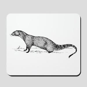 Mongoose Mousepad