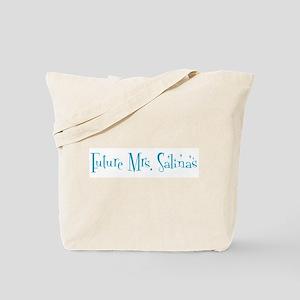 Future Mrs. Salinas Tote Bag