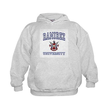 RAMIREZ University Kids Hoodie