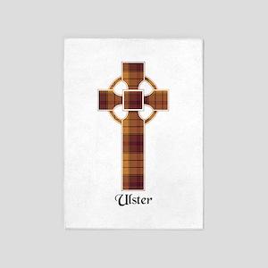 Cross - Ulster dist. 5'x7'Area Rug