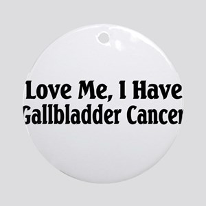 gallbladder4 Ornament (Round)