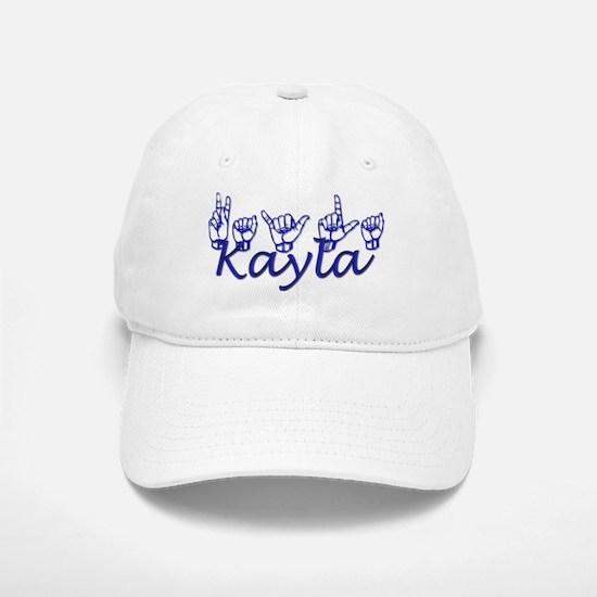 Kayla Baseball Baseball Cap