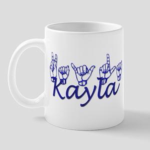 Kayla Mug