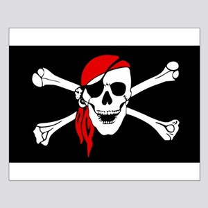 Pirate flag Posters
