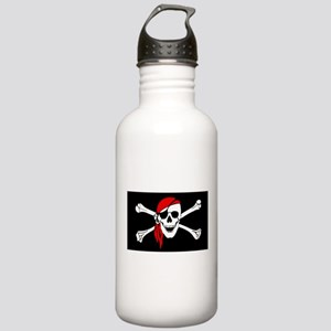 Pirate flag Water Bottle